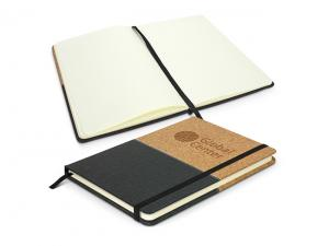 Porto Cork And PU Cover Notebooks (A5)
