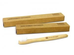 Natural Eco Bamboo Toothbrushes