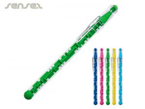 Colourful Puzzler Pens