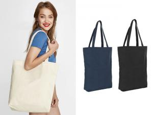 Chloe Large Cotton Canvas Tote Bags
