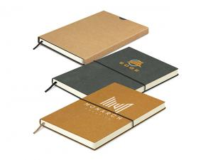 Eco Leather Recycled Soft Cover Notebooks (A5)