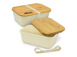 Eco Inspired Wheat Straw Lunch Boxes