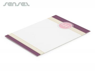 Letterhead Note Pads A4 - 25 Sheets