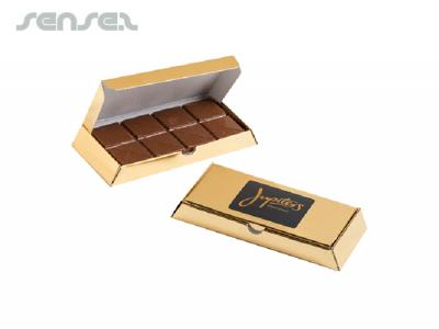 Noble Gold Bullion Chocolate Bars