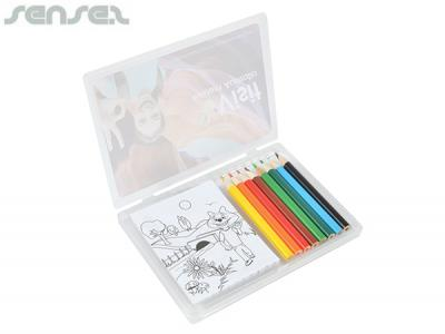 Kids Colouring In Kits