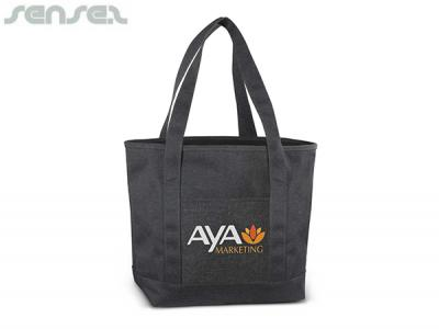 New York Canvas Tote Bags