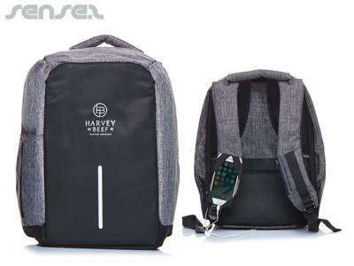 Commuter Anti Theft Backpacks