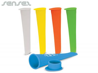 Colourful Ice Block Mould Tubes