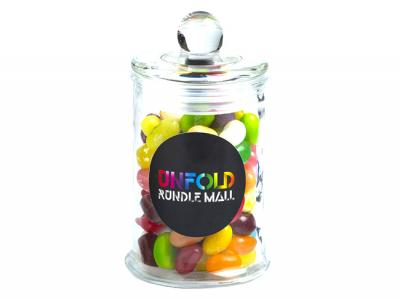JELLY BELLY Jelly Bean Apothecary Petit Jars (115g)