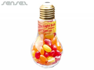 Jelly Bean Filled Light Globes (100g)
