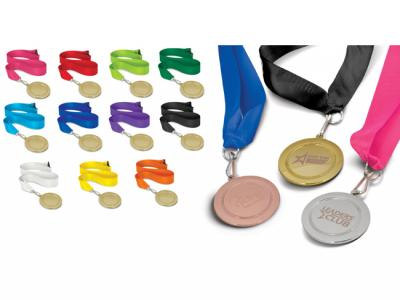 1st 2nd 3rd Place Medals (50mm)