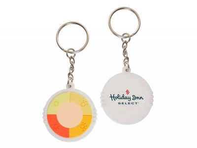 Solaris UV Reactive Keyrings