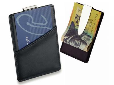 Mini Wallets With Money Clip