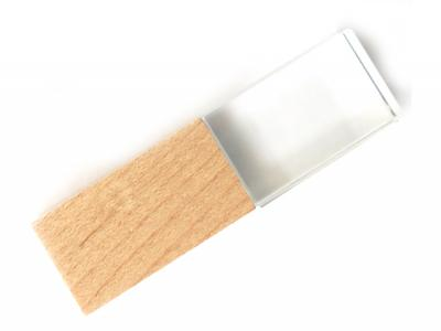 Bamboo Crystal USB Sticks (4GB)