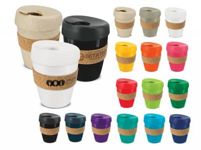 Suber Cork Band Eco Coffee Cups (350ml)