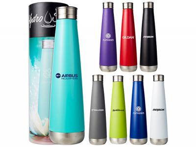 Coloured Hydros Thermo Drink Bottles (500ml)