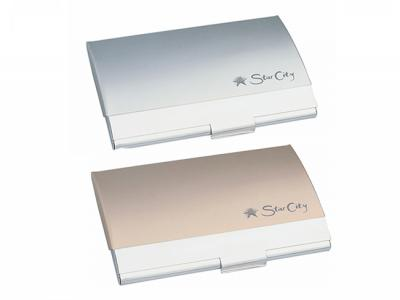 Gold And Silver Business Card Holders