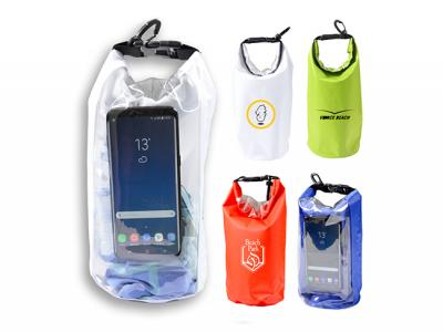 Storm Dry Bags With Phone Pocket (2.5 lit)