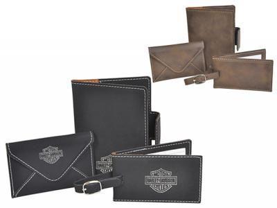 Leatherette Travel Gift Sets