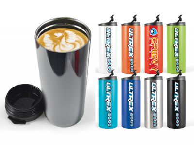 Zoolander Double Walled Stainless Cups (450ml)