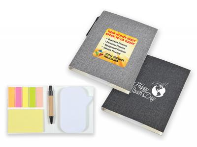 Pen With Sticky Notes Sets