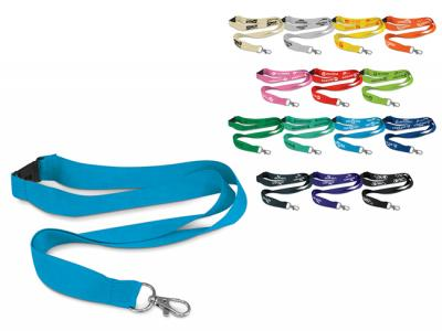 Natural Eco Cotton Lanyards (20mm)
