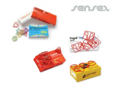 Paper Clips In Boxes Of 25