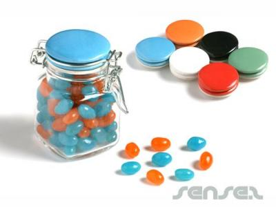80g Lolly Clip Lock Jar