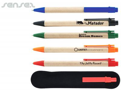 Cheap Recycled Paper Pens