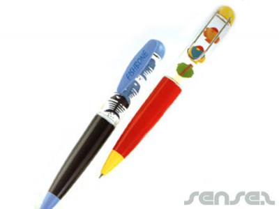 Items Floating Pens