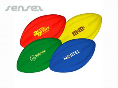Grip Foam Footballs (125mm)