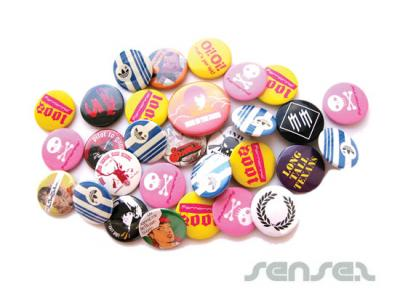 Cheap Tin Badges (75mm)
